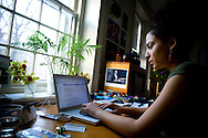 (Cambridge, MA - March 22, 2007) - Inside Elliot and Kirkland houses, upperclassmen of Harvard College find time together. Staff Photo Justin Ide/Harvard News Office