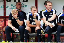 Ronald Koeman manager of Everton shows a look of dejection - Mandatory by-line: Matt McNulty/JMP - 23/07/2016 - FOOTBALL - Oakwell Stadium - Barnsley, England - Barnsley v Everton - Pre-season friendly