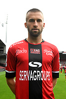 Lucas Deaux during photocall of En Avant Guingamp for new season 2017/2018 on September 7, 2017 in Guingamp, France. (Photo by Philippe Le Brech/Icon Sport)
