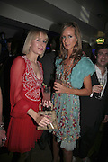 Anouskha Beckwith and Lady Victoria Hervey, the Tatler Little Black Book party. 24 Kingly st. London. W!. 9 November 2006. ONE TIME USE ONLY - DO NOT ARCHIVE  © Copyright Photograph by Dafydd Jones 66 Stockwell Park Rd. London SW9 0DA Tel 020 7733 0108 www.dafjones.com