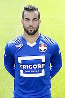 Goalkeeper Kostas Lamprou
