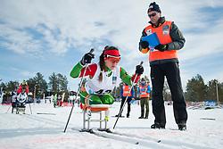 KOCHEROVA Natalia, BLR, Biathlon Pursuit, 2015 IPC Nordic and Biathlon World Cup Finals, Surnadal, Norway