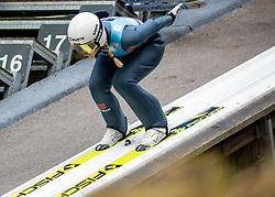 Svenja Wuerth of Germany during Day 3 of World Cup Ski Jumping Ladies Ljubno 2019, on February 10, 2019 in Ljubno ob Savinji, Slovenia. Photo by Matic Ritonja / Sportida
