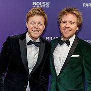 NLD/Amsterdam/20190415 - Filmpremiere première Baantjer het Begin, Lex Uiting en ..............