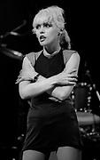 Debbie Harry - Blondie Live in London 1979