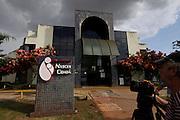 Goiania_GO, Brasil.<br /> <br /> Maternidade Nascer Cidada em Goiania, Goias.<br /> <br /> Nascer Cidada motherhood in Goiania, Goias.<br /> <br /> Foto: MARCUS DESIMONI / NITRO
