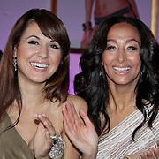 NLD/Amsterdam/20110521 - Amsterdam fashion Gala 2011, Tamara Elbaz  en Maria Tailor
