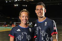 Team GB, Badminton Squad, Training, Rio, 2016,<br />