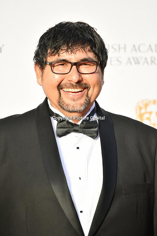 Dwight Okahara Arrivers at the British Academy (BAFTA) Games Awards at Queen Elizabeth Hall, Southbank Centre  on 4 March 2019, London, UK.