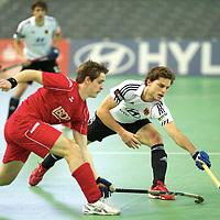 Germany v Switzerland EuroNationsIndoor