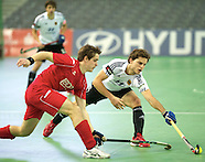 Germany v Switzerland EuroNationsIndoor