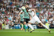 Real Madrid v Real Betis 290815