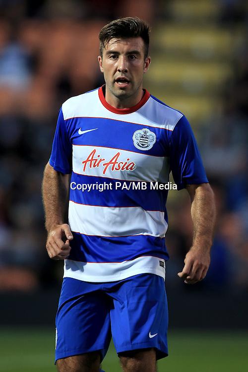 Queens Park Rangers' Michael Doughty
