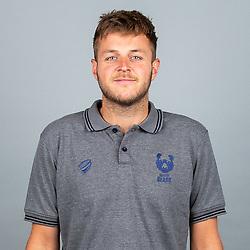 Ben Duffield - Robbie Stephenson/JMP - 01/08/2019 - RUGBY - Clifton Rugby Club - Bristol, England - Bristol Bears Headshots 2019/20