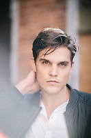 The German actor Benjamin Lillie poses for portraits The German actor Benjamin Lillie poses for portraits