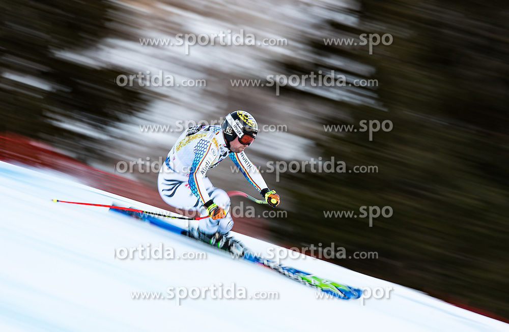 16.12.2016, Saslong, St. Christina, ITA, FIS Ski Weltcup, Groeden, Super G, Herren, im Bild Klaus Brandner (GER) // Klaus Brandner of Germany in action during men's SuperG of FIS Ski Alpine World Cup at the Saslong race course in St. Christina, Italy on 2016/12/16. EXPA Pictures © 2016, PhotoCredit: EXPA/ Mitchell Gunn