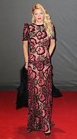 Lily Donaldson, British Fashion Awards, Coliseum, London UK, 02 December 2013, Photo by Richard Goldschmidt