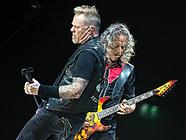 Metallica Glasgow 2017