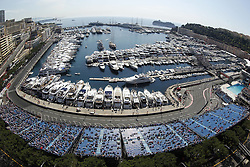Formula One World Championship 2012 Grand Prix Monaco. The Port of Monaco Harbour Port full of Yachts in Marina ready for the weekends racing. Thursday May 24, 2012. Photo By imago/i-Images