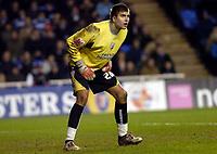 Photo: Leigh Quinnell.<br /> Reading v Southampton. Coca Cola Championship. 10/02/2006. Bartosz Bialkowski in goal for Southampton.