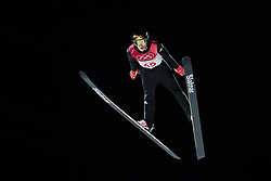 February 17, 2018 - Pyeongchang, SOUTH KOREA - 180217 Robert Johansson of Norway in the men's large hill individual final during day eight of the 2018 Winter Olympics on February 17, 2018 in Pyeongchang..Photo: Carl Sandin / BILDBYRÃ…N / kod CS / 57999_303 (Credit Image: © Carl Sandin/Bildbyran via ZUMA Press)