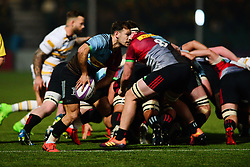 Danny Care of Harlequins - Mandatory by-line: Dougie Allward/JMP - 30/03/2019 - RUGBY - Sixways Stadium - Worcester, England - Worcester Warriors v Harlequins - European Challenge Cup quarter-final