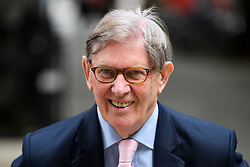 ©  London News Pictures. 05/07/2016. London, UK. Brett campaigner SIR BILL CASH MP seen in Westminster, central London on July 5, 2016. Photo credit: Ben Cawthra/LNP