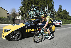 March 23, 2019 - Milan, France - VAN AERT Wout of Team Jumbo-Visma (Credit Image: © Panoramic via ZUMA Press)