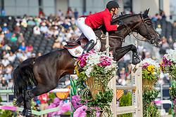 PHILIPPAERTS Nicola (BEL), H&M Chilli Willi<br /> Tryon - FEI World Equestrian Games™ 2018<br /> FEI World Individual Jumping Championship<br /> Third cometition - Round A<br /> 3. Qualifikation Einzelentscheidung 1. Runde<br /> 23. September 2018<br /> © www.sportfotos-lafrentz.de/Stefan Lafrentz