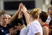 LUCCA 19 NOVEMBRE  2015<br /> BASKET NAZIONALE FEMMINILE<br /> NELLA FOTO: team<br /> FOTO CIAMILLO