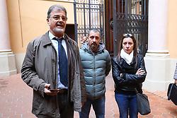AVVOCATO FABIO ANSELMO CON I FIGLI DI VALERIO VERRI<br /> UDIENZA PROCESSO IGOR VACLAVIC NORBERT FEHER BOLOGNA