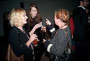 JANE SHEPHERDSON; KATY BALLS;; JANE KELLOCK, BIRDS EYE VIEW INTERNATIONAL WOMEN'S DAY  RECEPTION, BFI Southbank. London. 8 March 2012.