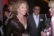 Kelly Hoppen, Launch of the House and Garden directory of the 100 Leading Interior Designers. Design Club, 3rd Floor. South Dome, Chelsea Harbour. London. 13 March 2006. ONE TIME USE ONLY - DO NOT ARCHIVE  © Copyright Photograph by Dafydd Jones 66 Stockwell Park Rd. London SW9 0DA Tel 020 7733 0108 www.dafjones.com