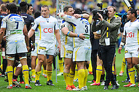 Joie Clermont - 18.04.2015 - Clermont / Saracens - 1/2Finale European Champions Cup<br />