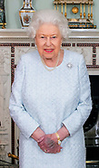 Queen Elizabeth's Bruised Hands