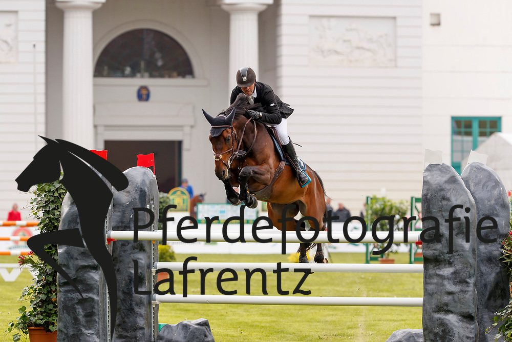 Leichle, Mike Patrik (GER), Aramis<br /> Redefin - Pferdefestival 2017<br /> © Stefan Lafrentz