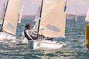 Joseph MCMILLAN (AUS22), Finn Gold Cup 2015, Takapuna, Auckland New Zealand. 26/11/2015