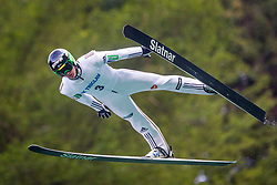Peter Prevc during Ski Jumping Continental Cup, on July 7th, Kranj, Slovenia. Photo by Ziga Zupan / Sportida