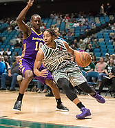 Reno Bighorns v the Los Angeles D-Fenders 29 Mar 2017