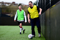 General views during the Walking Football section of the Robins Foundation's EFL Day - Mandatory by-line: Ryan Hiscott/JMP - 10/03/2020 - SPORT- South Bristol Sports Centre - Bristol, United Kingdom - Bristol City Robins Foundation - EFL Day - Walking Football
