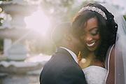 Sam + Reggie - The Waterfall Wedding- Photos by Florescio Films