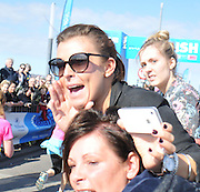 18.MARCH.2012. LIVERPOOL<br /> <br /> COLEEN ROONEY AT THE LIVERPOOL HALF MARATHON IN LIVERPOOL.<br /> <br /> BYLINE: EDBIMAGEARCHIVE.COM<br /> <br /> *THIS IMAGE IS STRICTLY FOR UK NEWSPAPERS AND MAGAZINES ONLY*<br /> *FOR WORLD WIDE SALES AND WEB USE PLEASE CONTACT EDBIMAGEARCHIVE - 0208 954 5968*