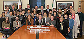 Civic reception for students from Moncoutant