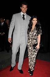 Kris Humphries and Kim Kardashian attend the Kardashian Kollection Launch Party at The Colony in Los Angeles, CA, USA on August 17, 2011. Photo by Lionel Hahn/ABACAPRESS.COM  Humphries Kris Kardashian Kim Kardashian Kimberly Petit-copain Petit-amie Petit-ami Petit amie Petit ami Fiancee Fiance Ehemann Husband Wife Ehefrau Epoux Epouse Femme Mari Amoureux Compagne Compagnon Companion Couple Couple Girlfriend Promotion Publicite Advertising Ad Soiree Party Los Angeles USA United States of America Vereinigte Staaten von Amerika Etats-Unis Etats Unis En pied Full length Dash Kardashian Kollection  | 286318_003 Los Angeles Unitd Etats-Unis United States
