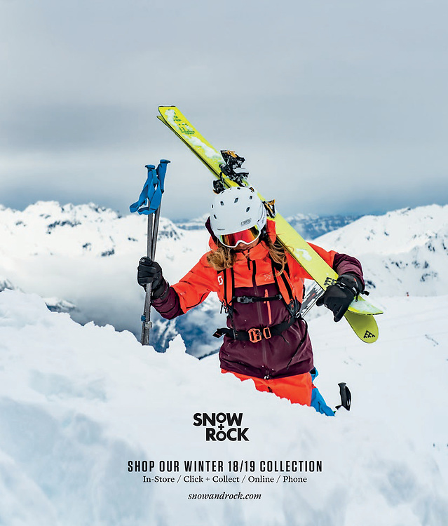 Action and Lifestyle pictures from a photoshoot production for Snow and Rock in Alpe d'Huez, France.