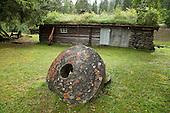 Millstones - Kvernstein - Cultural heritage