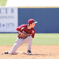 NCAA Division III Baseball,140329-UDAL-AUS,University of Dallas,Photo Taken by: Joe Fusco, d3photography.com/jfactionphoto.com,#20 - Tyler Tarbox, AUS