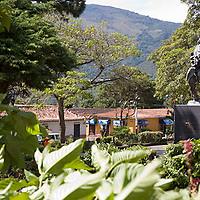 Plaza Bolivar, Cordero, Tachira, Venezuela.