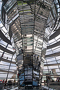 The Reichstagsdome,Berlin,Germany