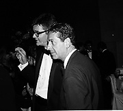 Jay Jopling and Charles saatchi. Centenary Gala dinner. Tate gallery. 1 July 1997 97© Copyright Photograph by Dafydd Jones 66 Stockwell Park Rd. London SW9 0DA Tel 020 7733 0108 www.dafjones.com